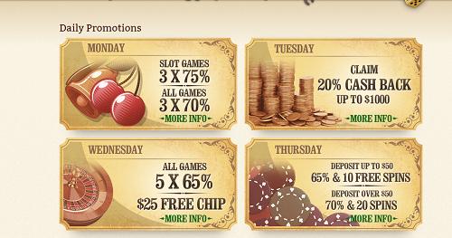 high noon weekly bonus
