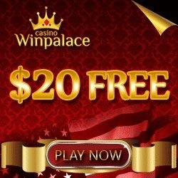 WinPalace Casino Bonus Codes