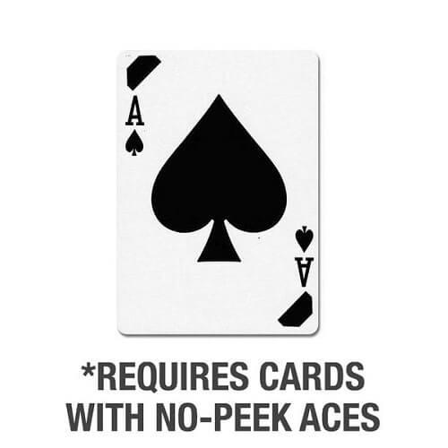 No-Peek Blackjack Games online