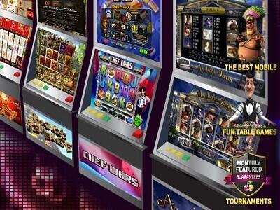 Gossip Slots Casino Games