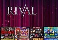 New rival gaming slots