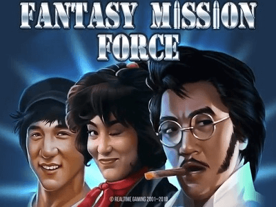 RTG Slot Fantasy Mission Force Banner