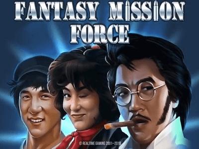 RTG Slot Fantasy Mission Force Banner