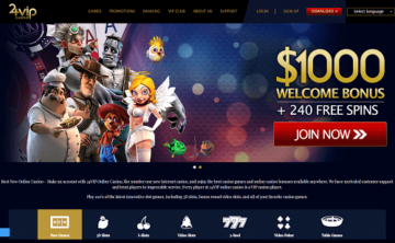 24VIP Casino welcome bonus