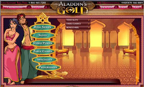 Aladdins Gold Casino Valentine's Day