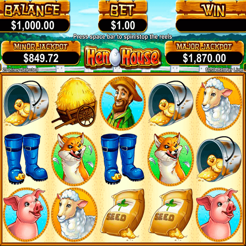 Best Farm Slots USA
