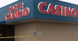 Casino Burglar – Red River South Casino