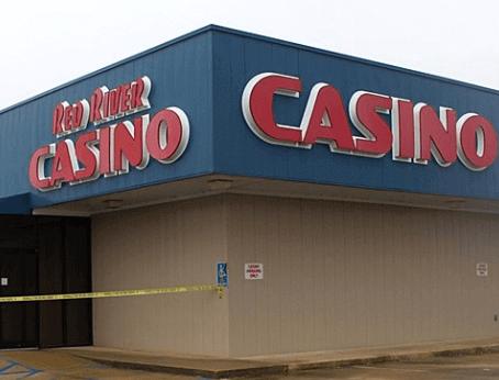 Casino Burglar – Red River South Casino