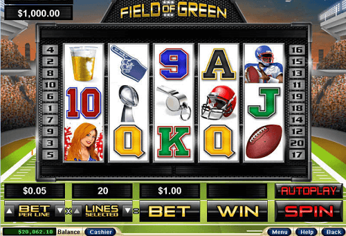 Field of Green US Slot Review