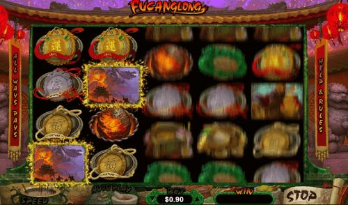 Fucanglong Slot Reels