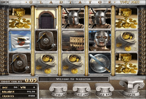 Gladiator Slot US