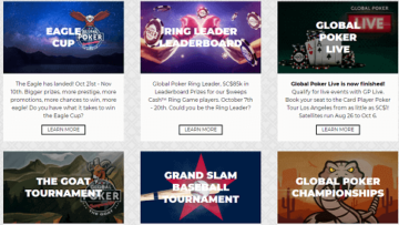 Global Poker Promotions