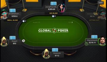 Global Poker Table Games