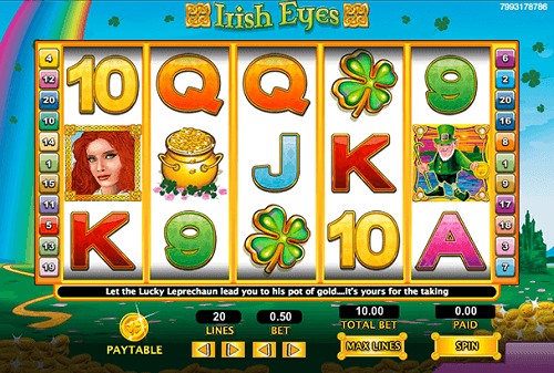 Irish Eyes slot review