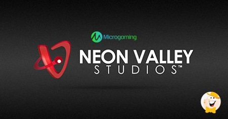Neon Valley Studios Joins Microgaming Roster