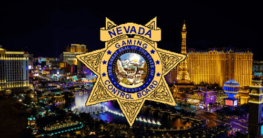 Nevada gaming control board logo
