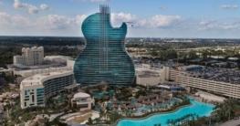 The Guitar Hotel USA
