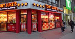 Tony Luke's at Mohegan Sun Pocono