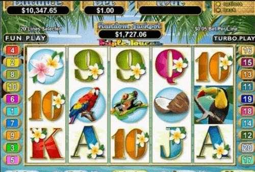 Triple Toucan Slot Game