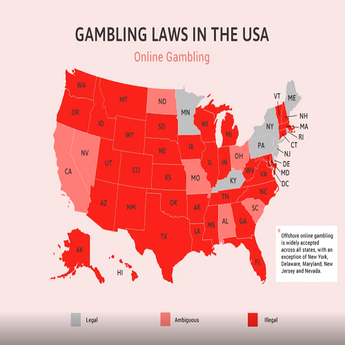 Gambling Laws Us