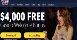 all star slots casino new welcome bonus offer