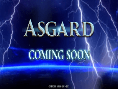 Asgard Slot Coming Soon