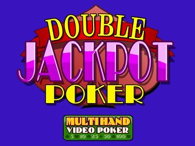 Betsoft Gaming Double Jackpot Poker