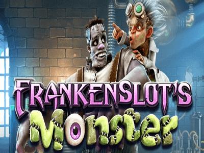 Betsoft Gaming Slot Frankenslot's Monster Banner
