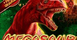 Big Jackpots Megasaur Banner