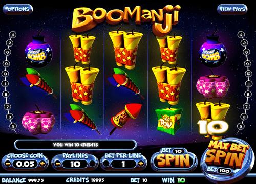 Boomanji Online Slot Game