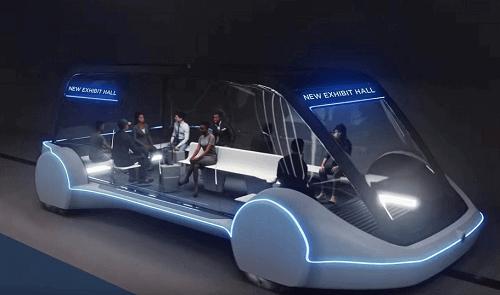 Elon Musk Transport Tunnels