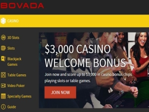 Bovada Casino Winners in December 2015