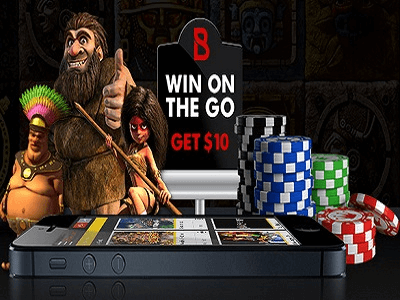 Bovada Mobile Casino Promotion