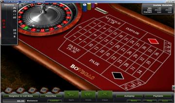 Bovegas Casino Roulette