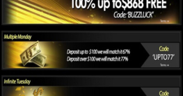 buzzluck casino bonuses