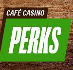 cafe casino rewards