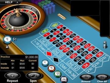 Cafe Casino Roulette