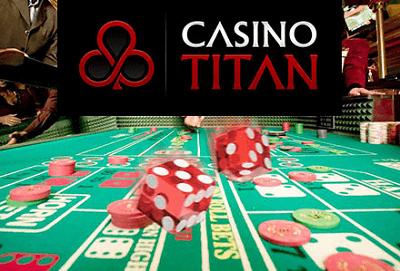 Casino Titan December Reload Bonuses