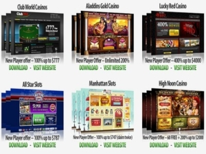 Club World Group To Celebrate Ten Years with Epic Slot Tourneys