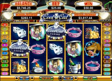coolcat casino slots