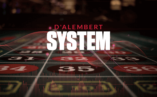 dalembert strategy in roulette