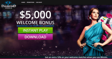 diamond reels casino review us