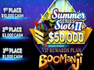 Drake Casino Summer Slots Series Info