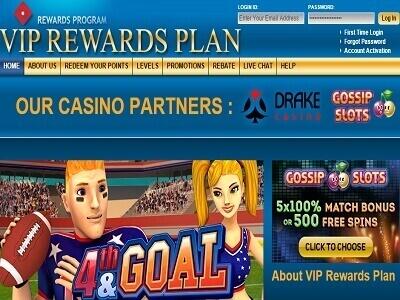 drake casino vip program