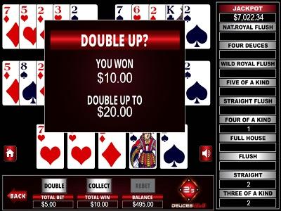Drake Video Poker