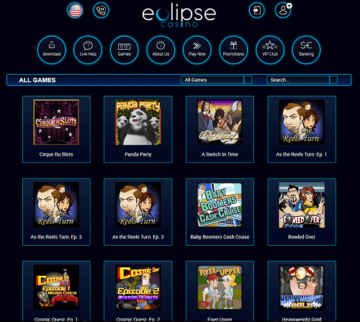 Eclipse Casino Games