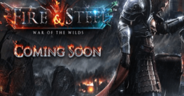 Fire and Steel Slot Banner