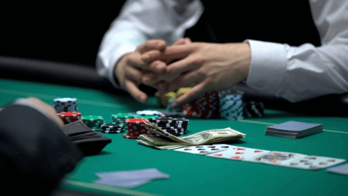Gambling Addiction Affects