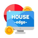 Play games with best house edge