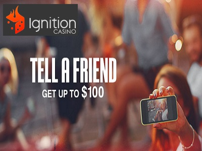 ignition casino tell a friend bonus